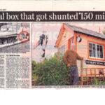 article on tetbury signal box